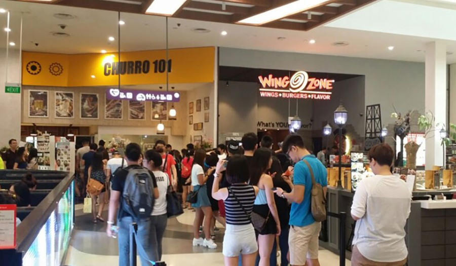 CHURRO101 Bugis+ (Singapore)